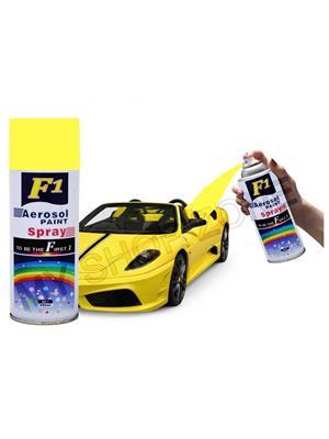 Lacquer A1006 Yellow Car Auto Multi Purpose Spray Paint