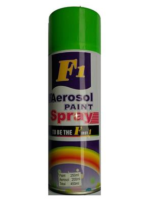 Lacquer A1017 Flourocent Green Car Auto Multi Purpose Spray Paint