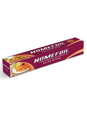 Homefoil A14Hjb Silver Food Wrapping Foil Jumbo