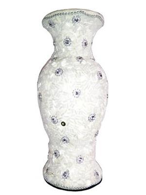 ASF A25 White  Flower pot