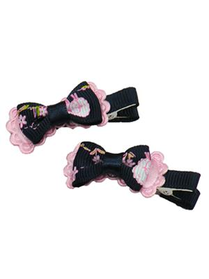 Idha A2-2 Black Women Hair Pin