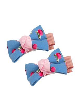 Idha A4-6 Blue Women Hair Pin
