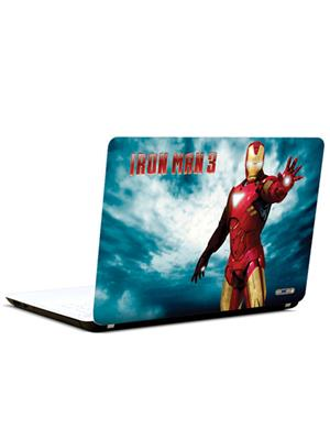 Pics And You AB152 Ironman Abstarct 3M/Avery Vinyl Laptop Skin Decal
