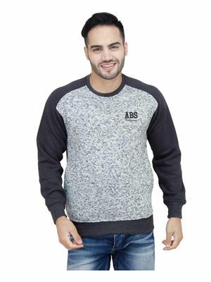 Absurd ABW S15-404 Grey Men Sweatshirts
