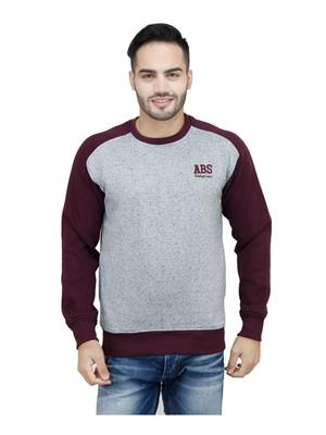 Absurd ABW S15-405 Grey Men Sweatshirts