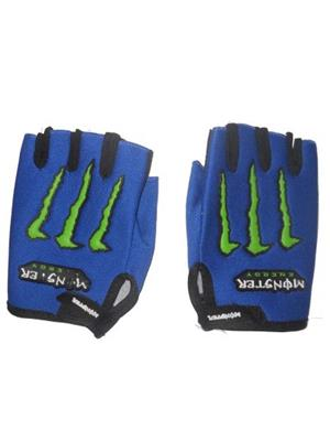 Aashirwad Craft AC2 Blue Green Solid Protective Mens Gloves