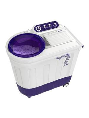 Whirlpool ACE 8.2 TURBO DRY 8.2 Kg Top Load Semi Automatic Floral Purple Washing Machine