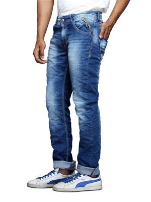 Spykar ACTIF-S15-06 Blue Slim Fit Men Jeans