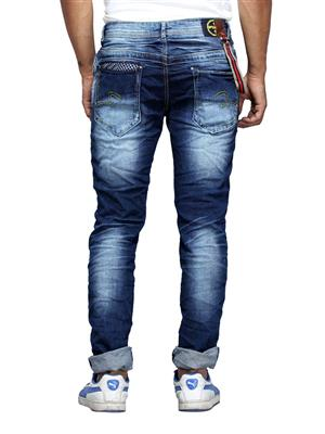 Spykar ACTIF-S15-22 Blue Slim Fit Men Jeans