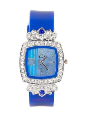 Adine  Ad-110016 Blue Women Analog Watch