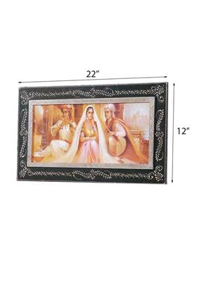 Angel Decor AD-11 Multicolored Photo Frame