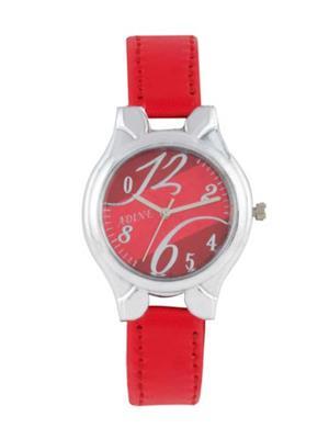 Adine  AD-1232 RED Women Wrist watch