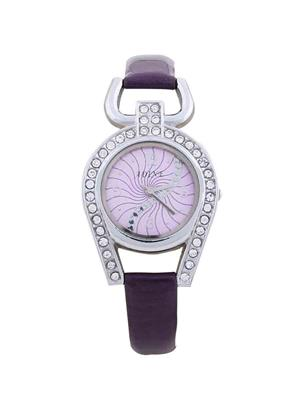 Adine ad-1237 purple Women Wrist Watch