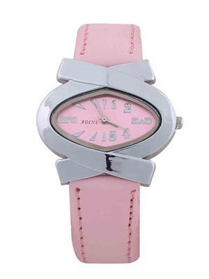 Adine ad-1239 Pink Women Wrist Watch