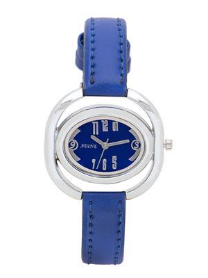 Adine Ad-1240 Blue Women Analog Watch