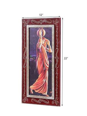 Angel Decor AD-15 Multicolored Photo Frame