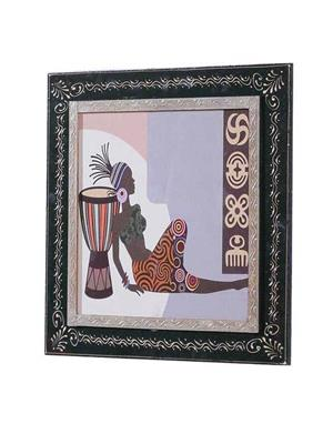 Angel Decor AD-17 Multicolored Photo Frame