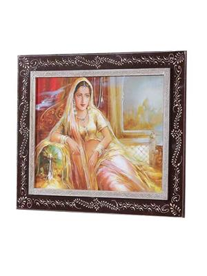 Angel Decor AD-21 Multicolored Photo Frame
