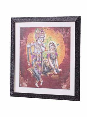 Angel Decor AD-27 Multicolored Photo Frame
