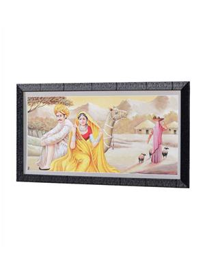 Angel Decor AD-50 Multicolored Photo Frame