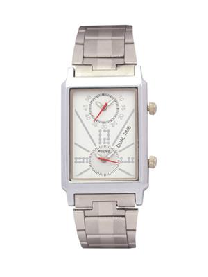 Adine 6005 Silver Men Watch