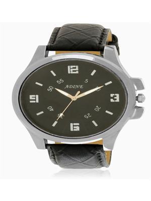 Adine  AD-6011 BLACK Men Wrist watch