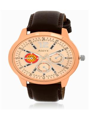 Adine  AD-6019COPPER Men Wrist watch