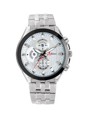 Adino AD01 Grey Men Analog Watch