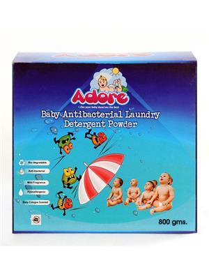 Adore ADRLDP Baby Laundry Detergent powder- 800gm
