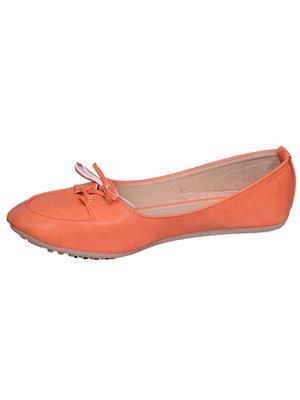 Walk Footwear Ae-L-151-1 Red Women Bellies