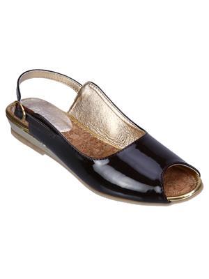 Fashion Mafia AF-10BR Brown Women Sandal