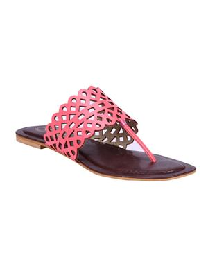 Fashion Mafia AF-18P Pink Women Flats