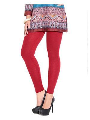 Agrima Fashion AF-501  Red Women Leggings