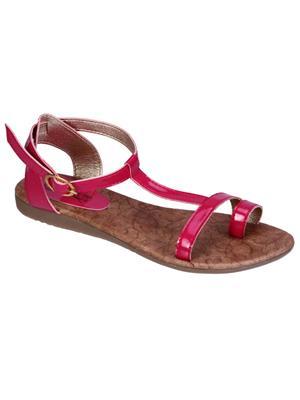 Fashion Mafia AF-5P Pink Women Sandal