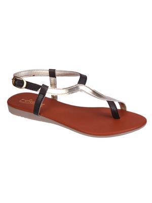 Fashion Mafia AF-9BR Brown Women Sandal