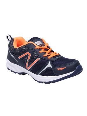 Look & Hook Af-6029 Orange Men Sports Shoes