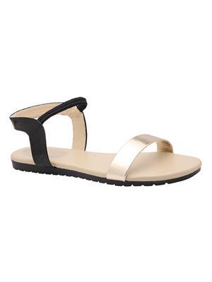 Alkawal Ak-003 Black Women Sandal