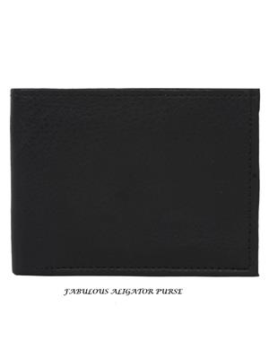 Aligatorr ALI0010 Black Men Wallet