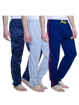 Aligatorr ALI00118 Multicolored Men Lower Set Of 3