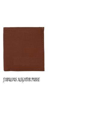 Aligatorr ALI0011 Brown Men Wallet