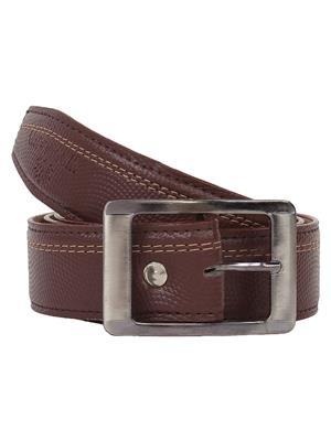 Aligatorr ALI0019 Brown Men Belt