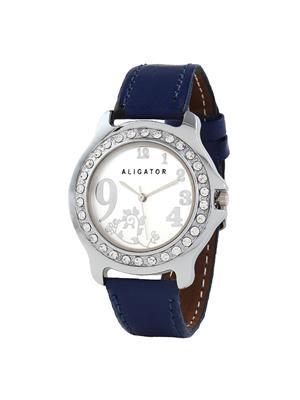 Aligatorr ALI007 Silver Women Watch