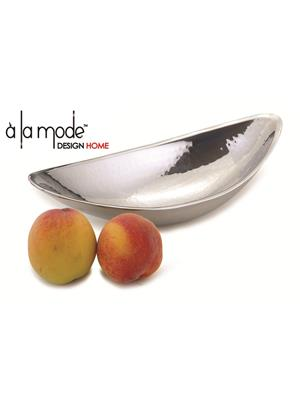 Alamode Design Home Almh18 Silver Bowl