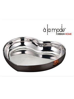 Alamode Design Home Almh19 Silver Tray