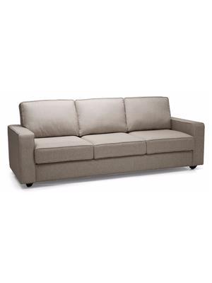 Amey ALRPL001 Light Brown Kian 3 Seater Sofa