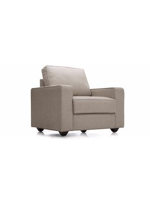 Amey ALRPL005 Light Brown Kian 1 Seater Sofa