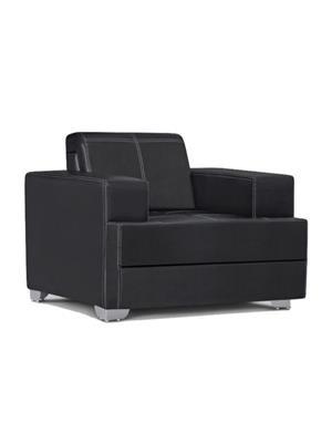 Amey ALRPL015 Black Elegant 1 Seater