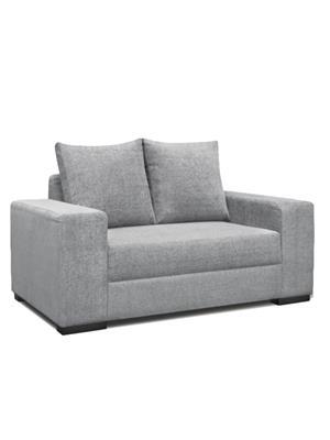 Amey ALRPL024 Silver Xinia 2 Seater Sofa