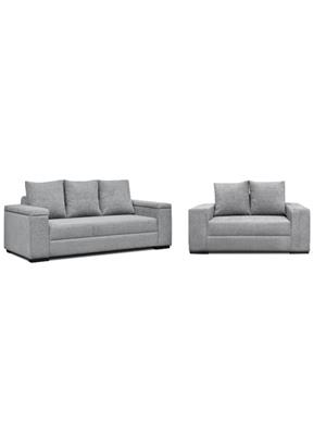Amey ALRPL025 Silver Xinia 3+2 Sofa Set