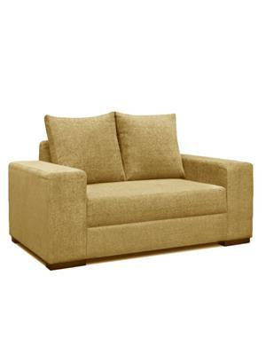 Amey ALRPL027 Brown Xinia 2 Seater Sofa